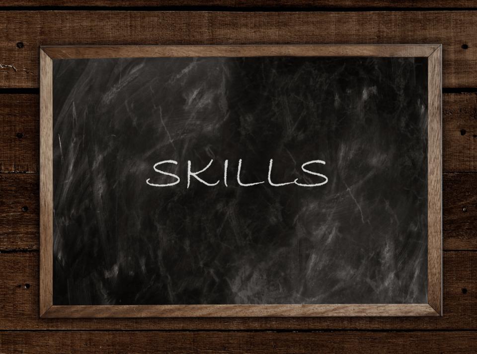 skills e abilità